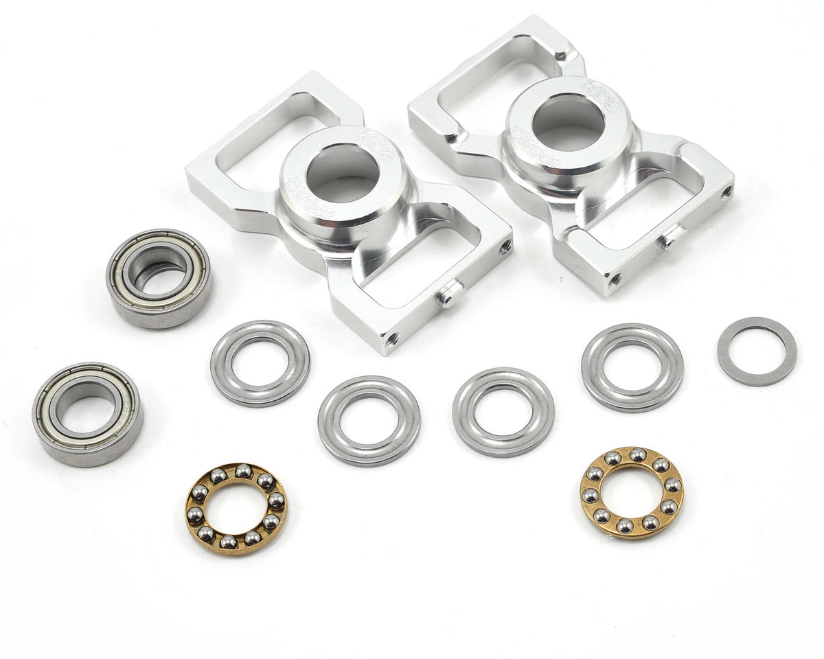 KDE Direct V2 Metal Bearing Block Upgrade (T-Rex 600N)