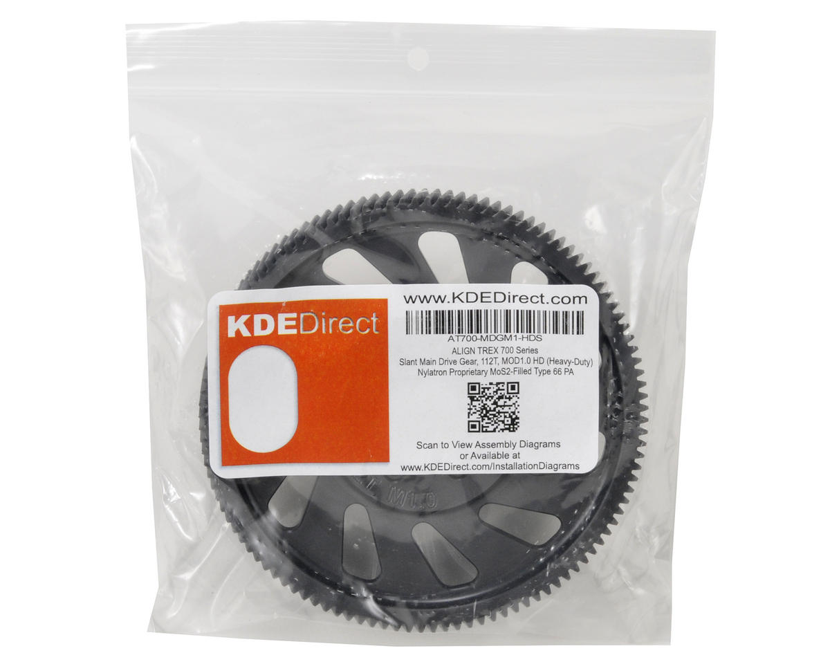 KDE Direct Mod 1 HD Main Drive Gear (112T)