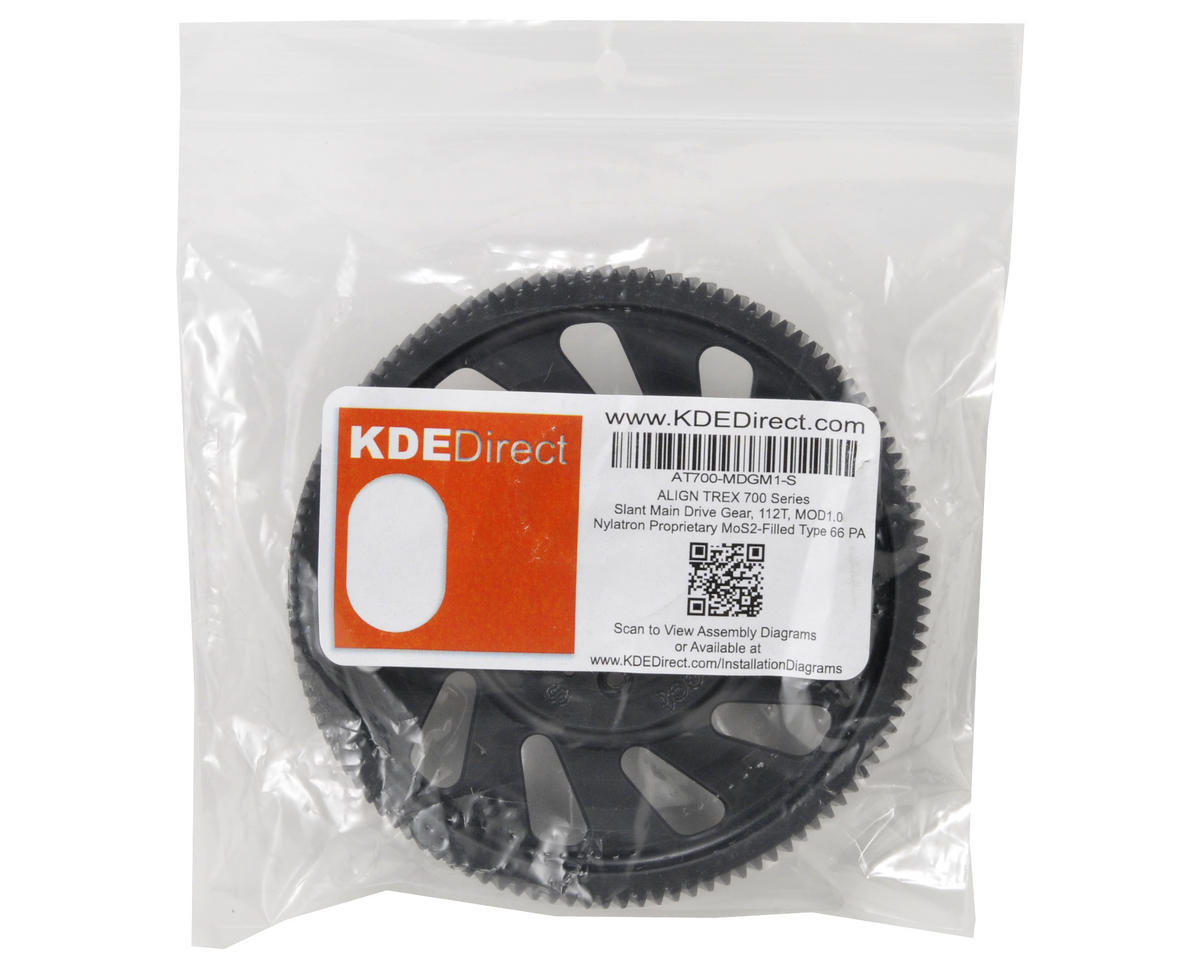 KDE Direct Mod 1 Main Drive Gear (112T)