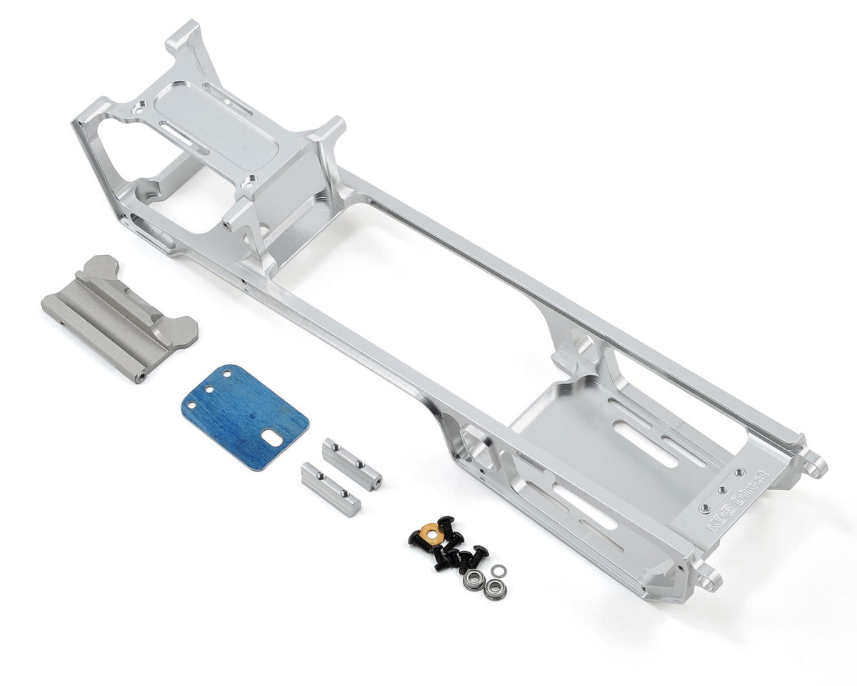 KDE Direct SAB Goblin 500 Series Battery Tray System Assembly