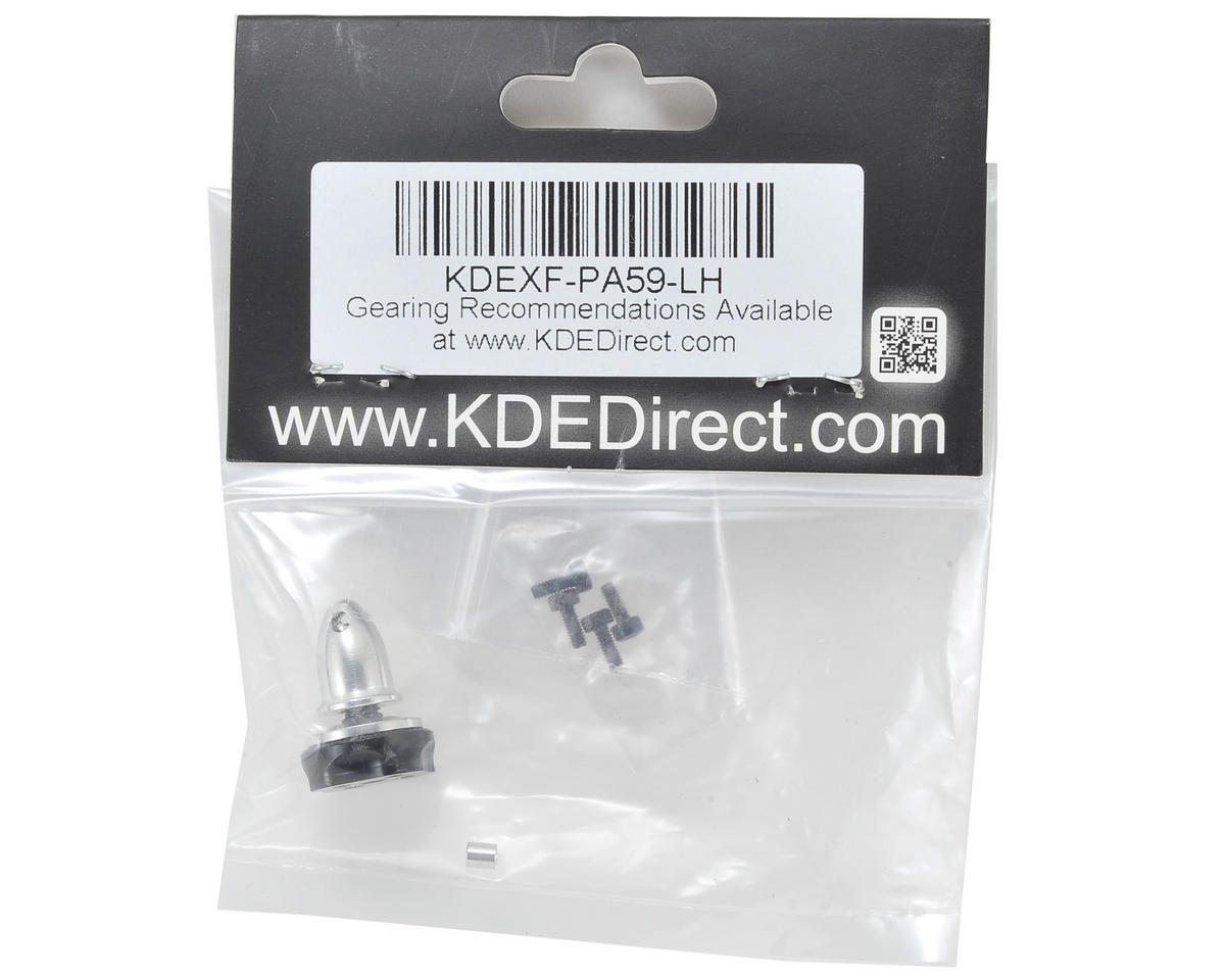 KDE Direct XF Multi-Rotor M5 Series Propeller Adapter (CW)