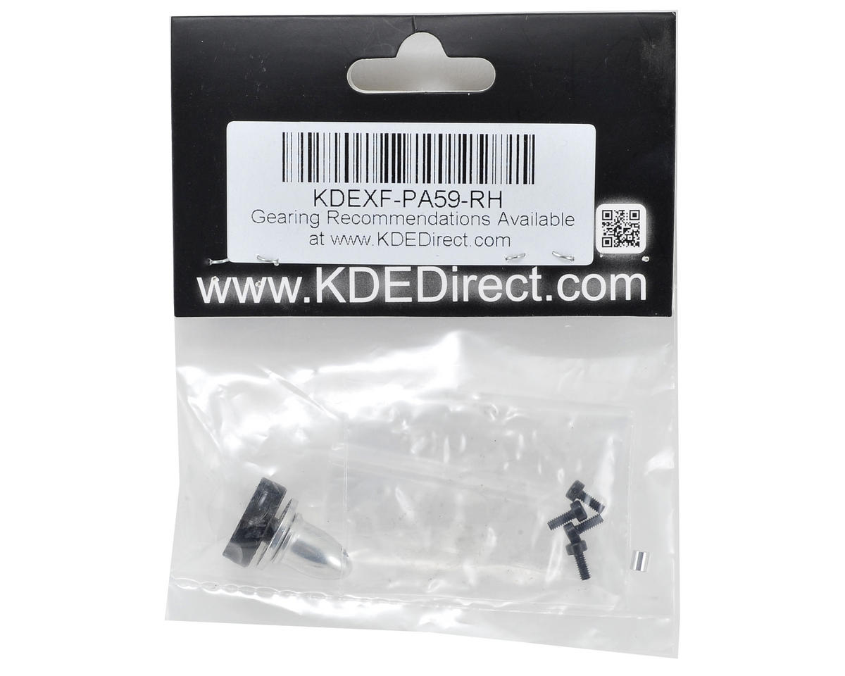 KDE Direct XF Multi-Rotor M5 Series Propeller Adapter (CCW)