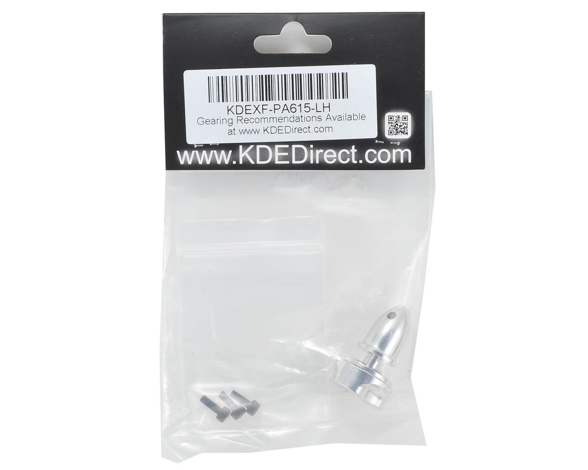 KDE Direct XF Multi-Rotor M6 Series Propeller Adapter (CW)