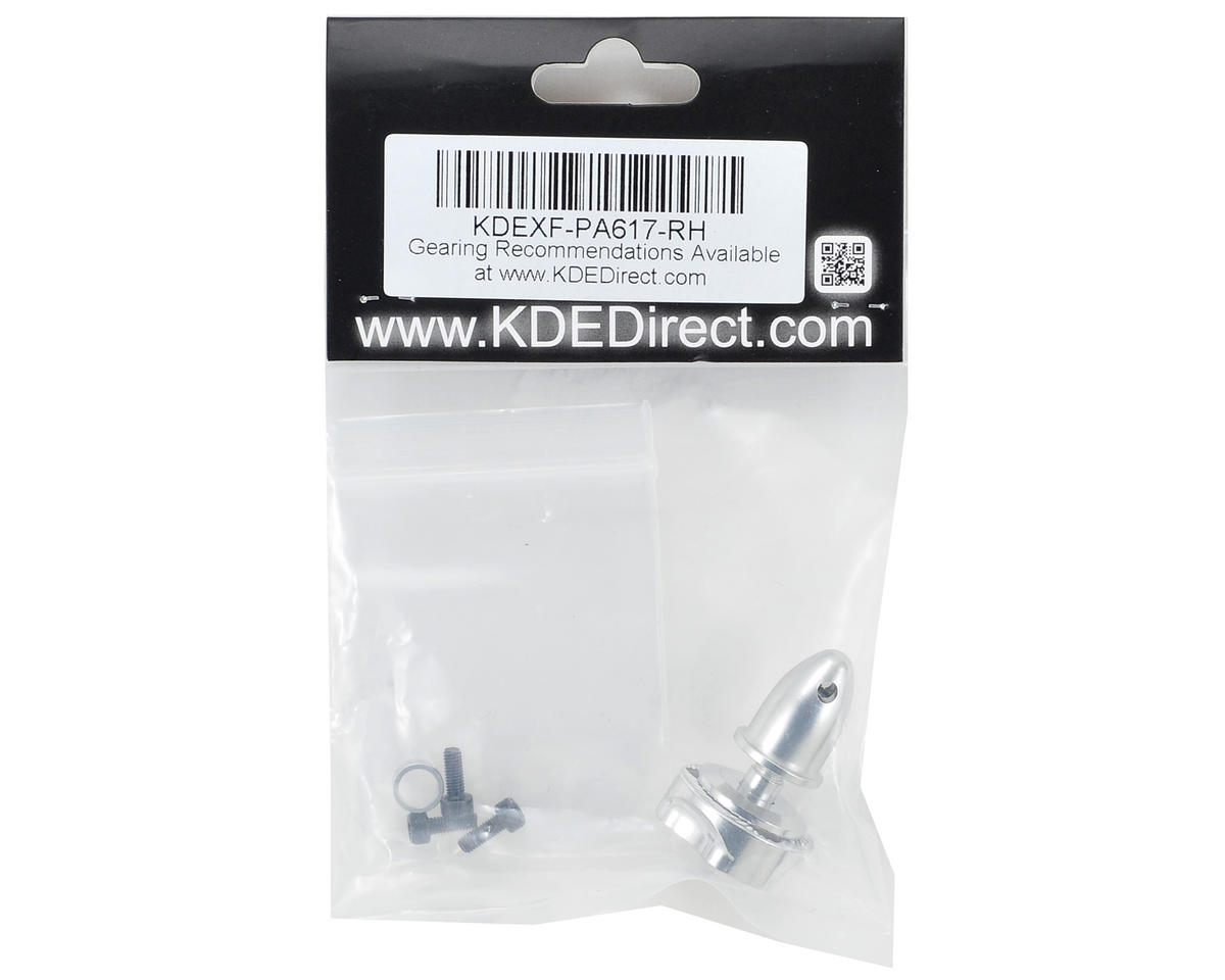 KDE Direct XF Multi-Rotor M6 Series Propeller Adapter (CCW)