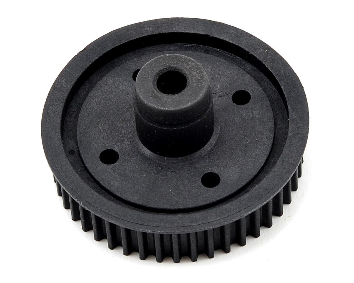 K Factory Nylon 46T Rear Gear Differential Pulley