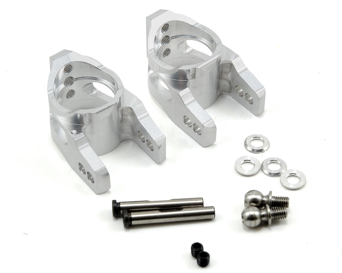 K Factory Aluminum 1.5° Rear Hub Carrier Set