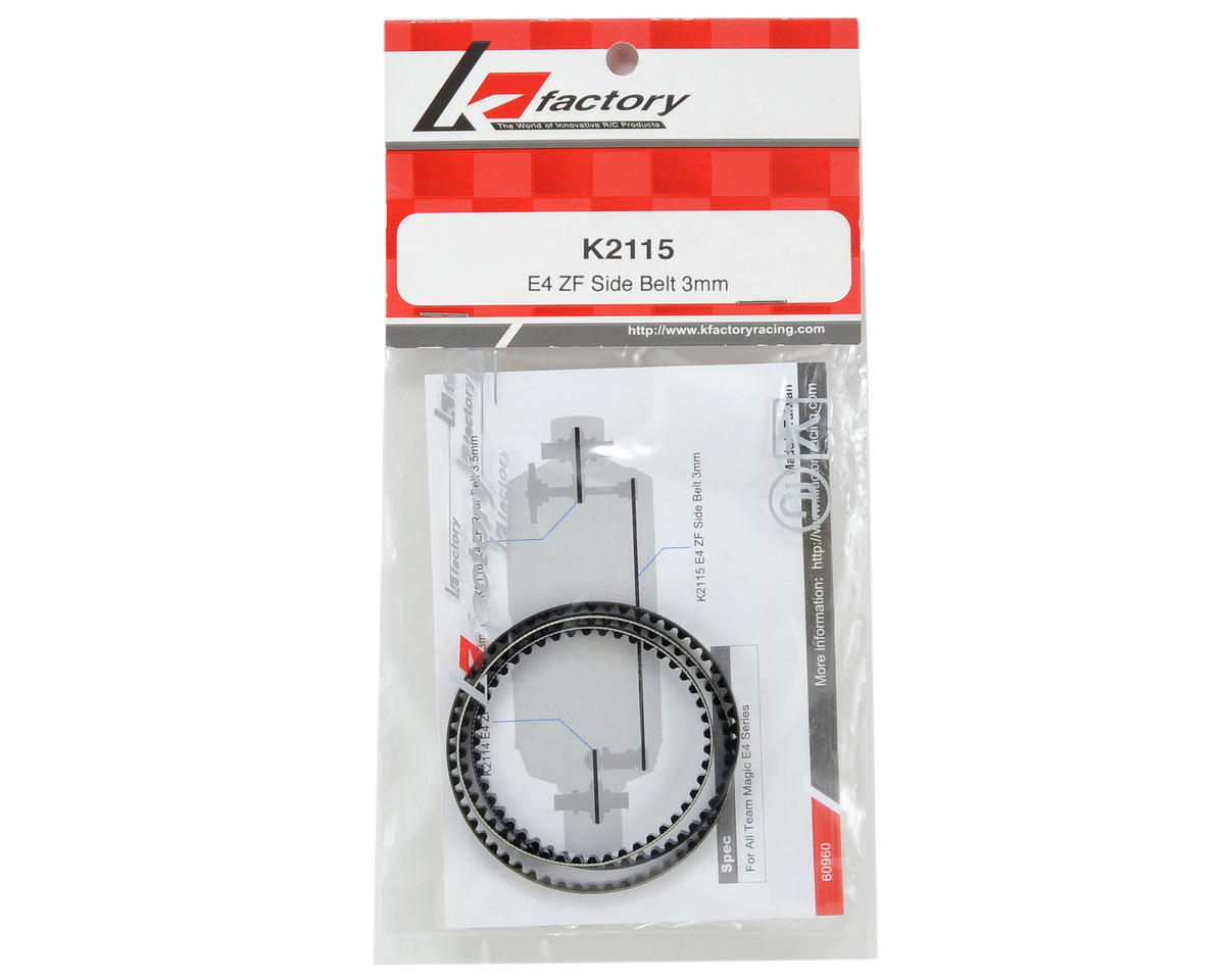 K Factory 3mm ZF Side Belt