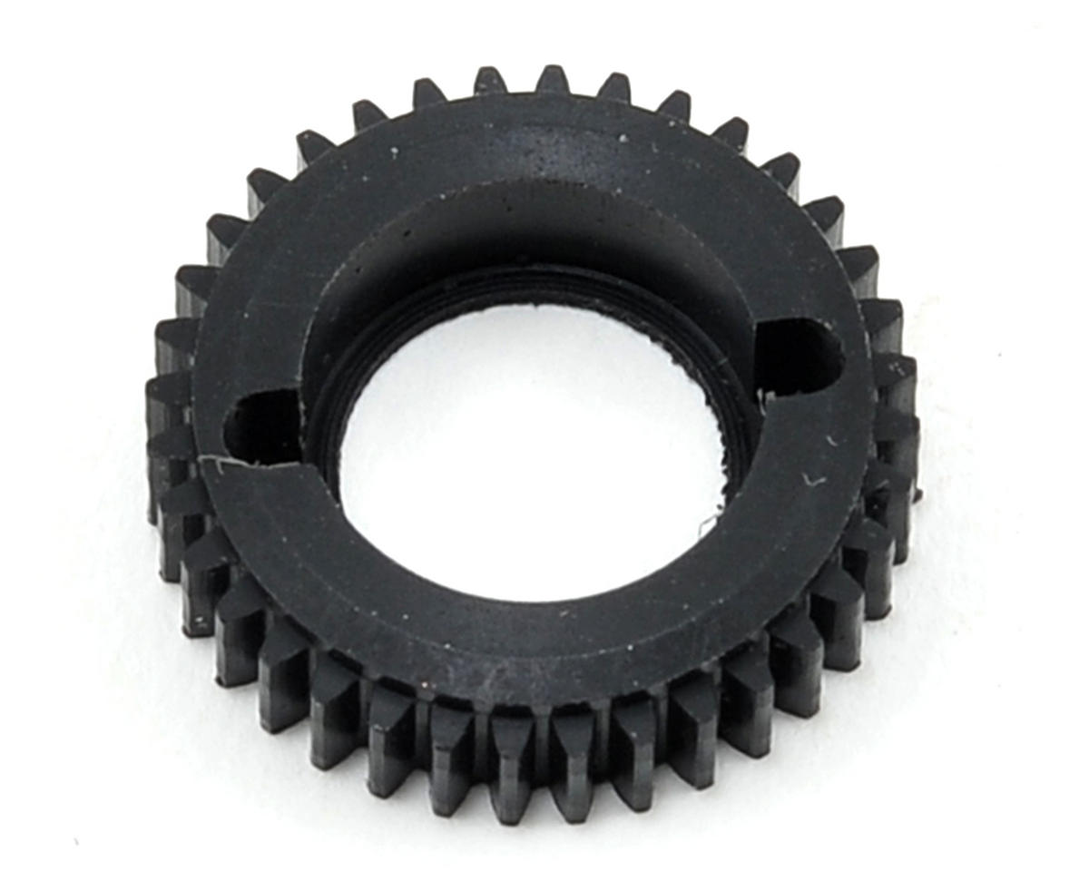 "K Factory Counter Steering Conversion Gear ""B"" (Team Magic E4D Drift Spec)"