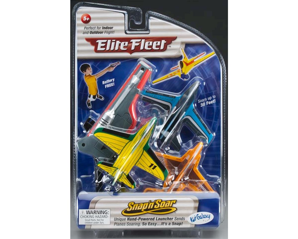 Snap & Soar Free Flght Planes 3Pc by Kid Galaxy