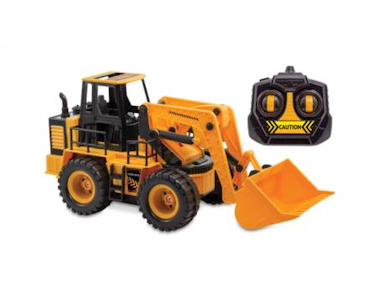 Kid Galaxy 20239 RC Large Front Loader 27Mhz