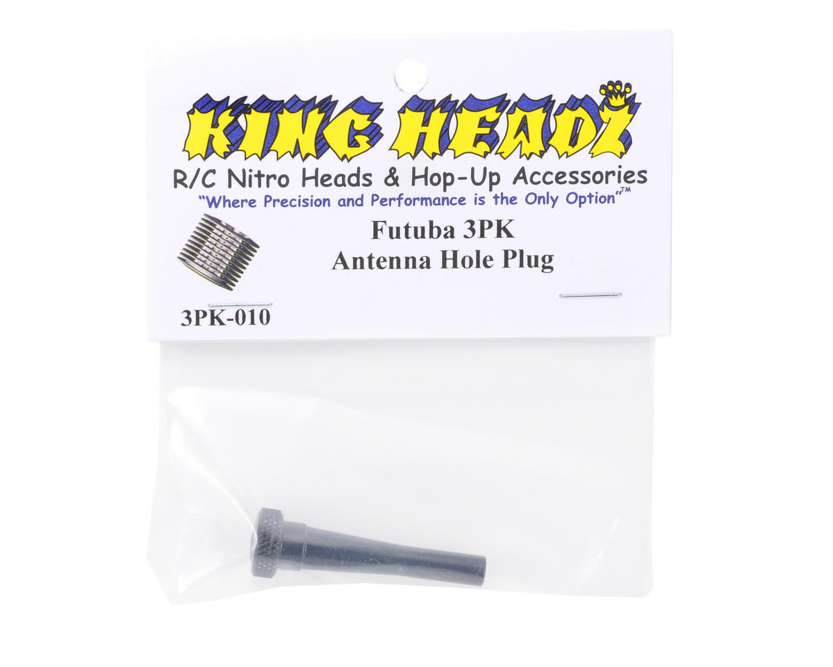 King Headz Futaba 3PK Antenna Plug