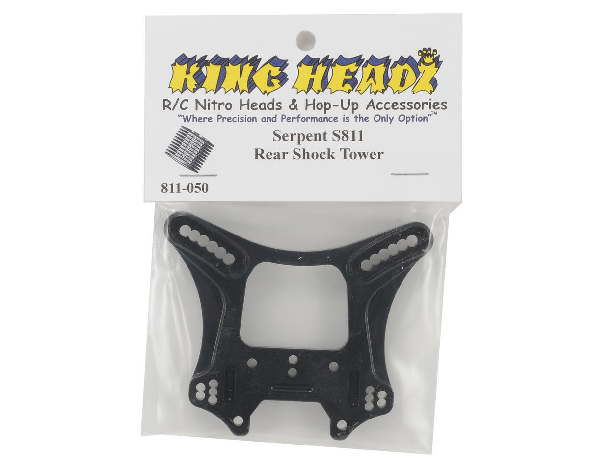 King Headz Serpent S811 Rear Shock Tower