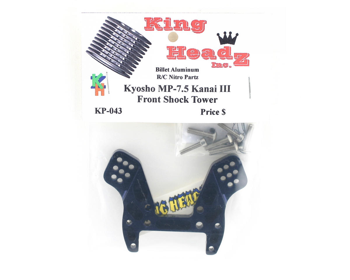 King Headz Kyosho MP7.5 Front Shock Tower (K3)