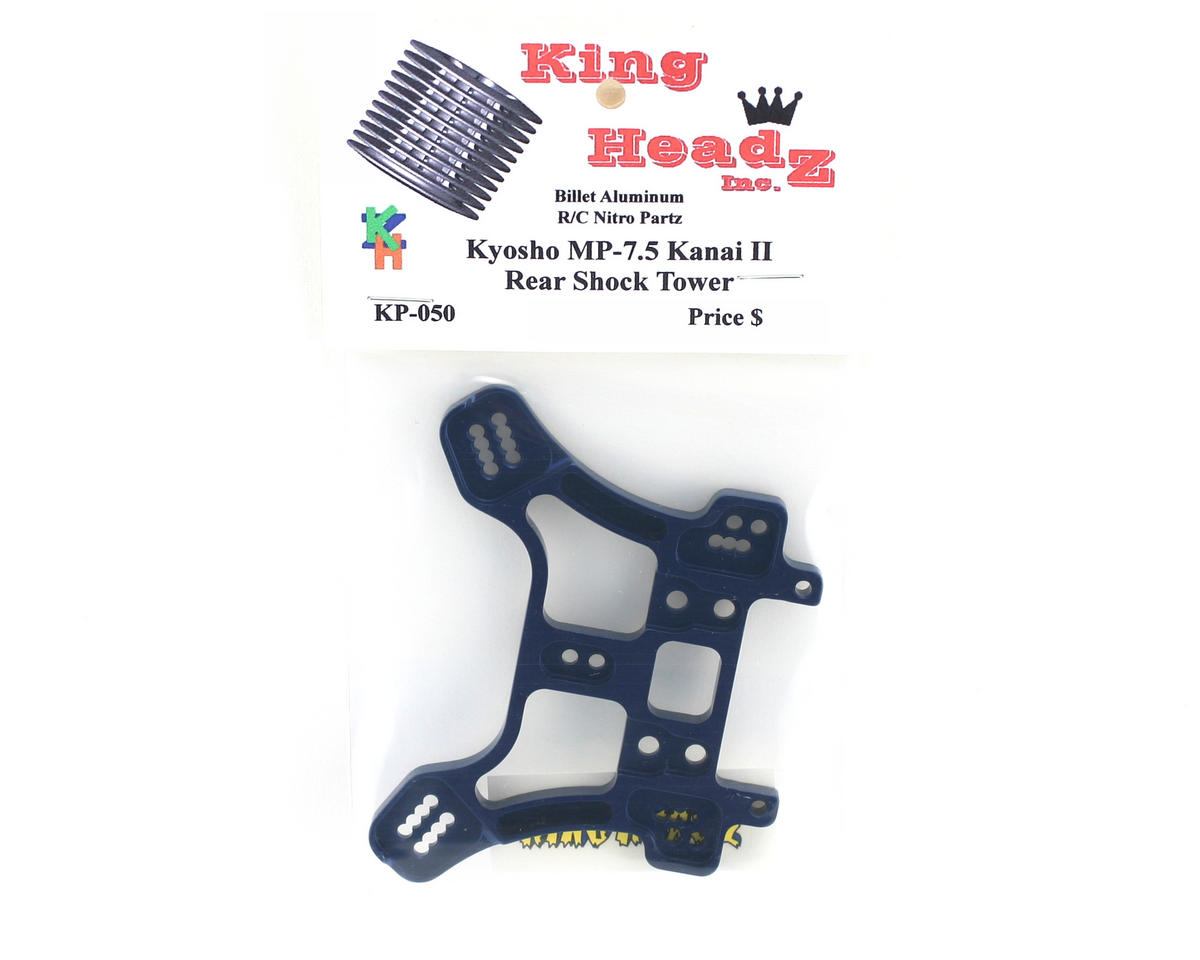 King Headz Kyosho MP7.5 Rear Shock Tower