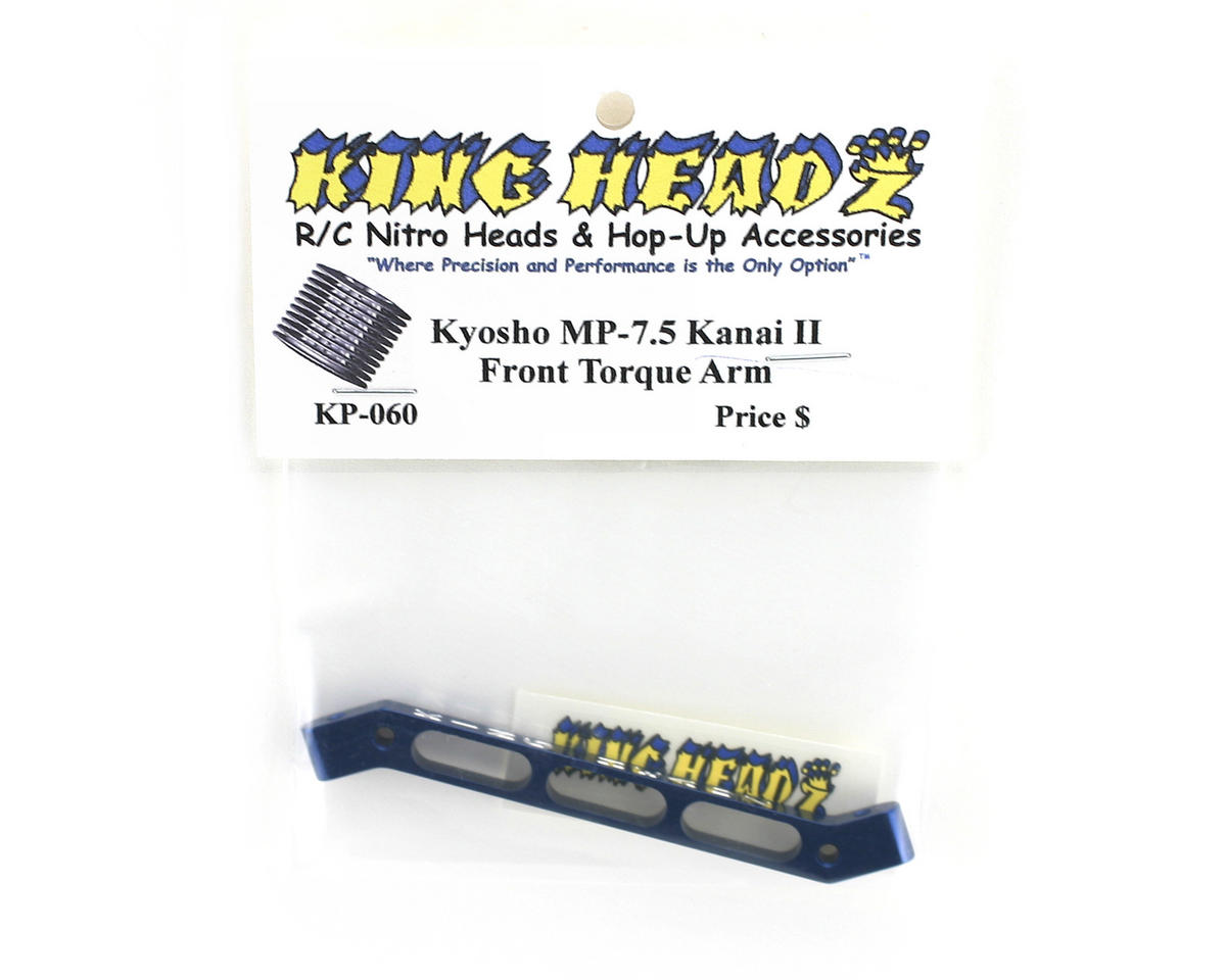 King Headz Kyosho MP7.5 Front Torque Arm