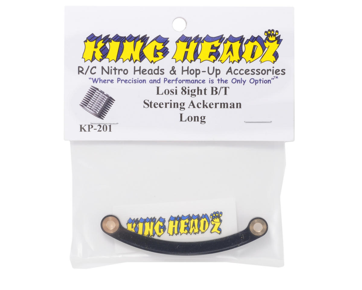 King Headz Losi 8ight B/T Long Ackerman