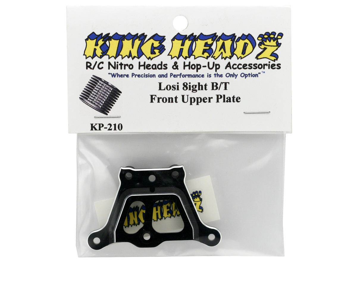 King Headz Losi 8ight/8ight-T - Front Top Plate