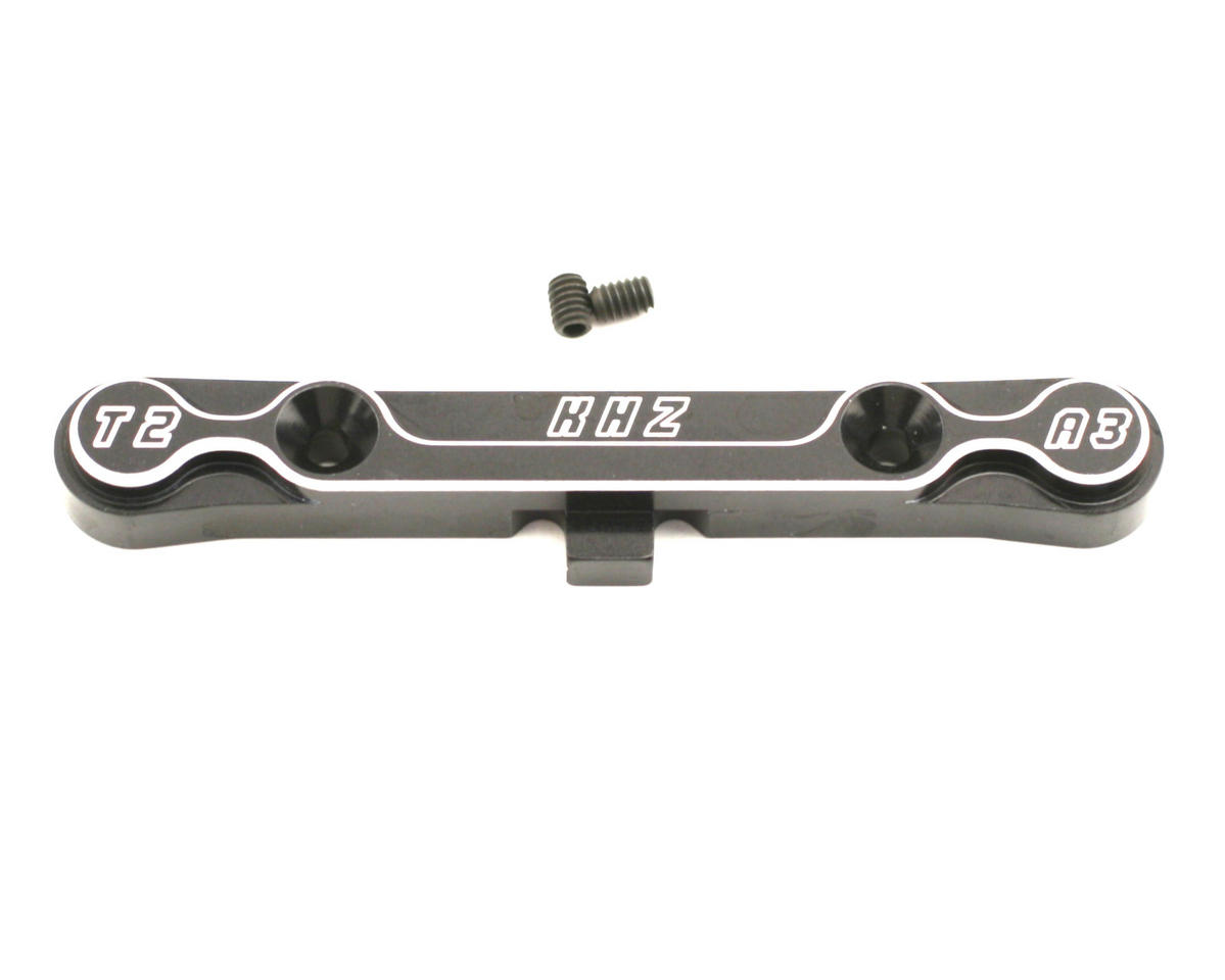 King Headz Team Losi 8ight/8ight-T Toe/Anti-Squat Pivot Brace (2° T/3° AS)