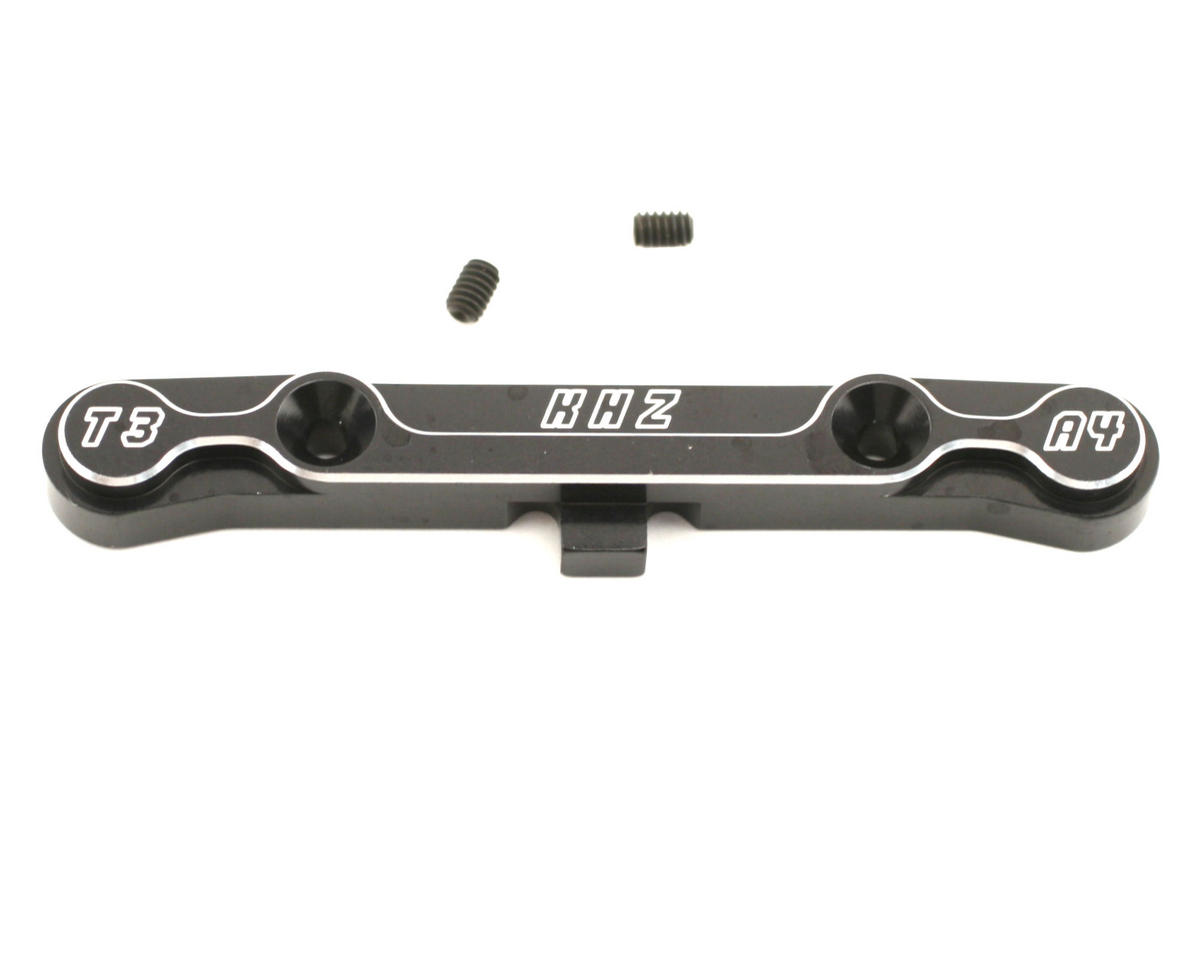 King Headz Team Losi 8ight/8ight-T Toe/Anti-Squat Pivot Brace (3° T/4° AS)