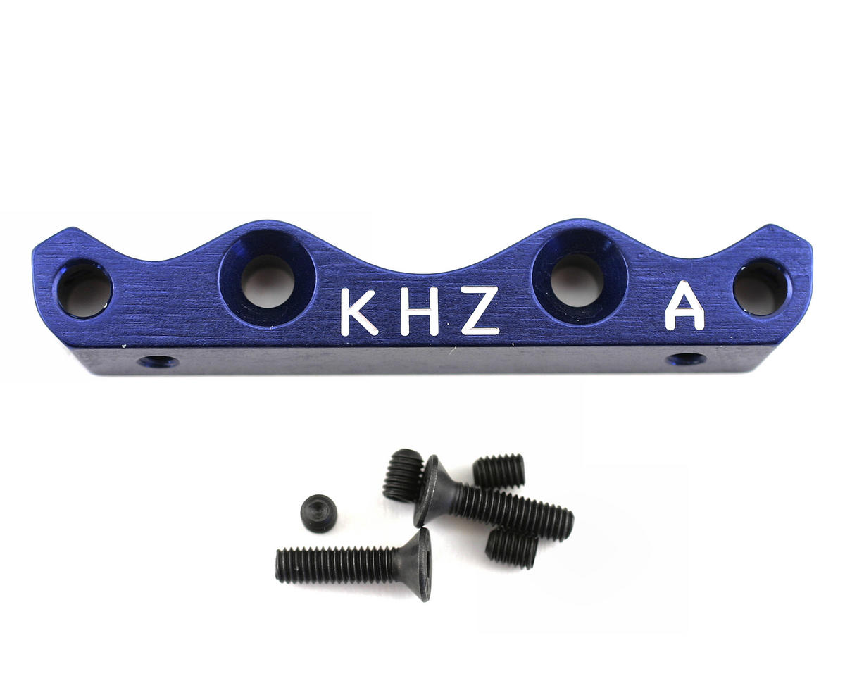 Kyosho MP777 Front Lower Suspension Holder (A) by King Headz