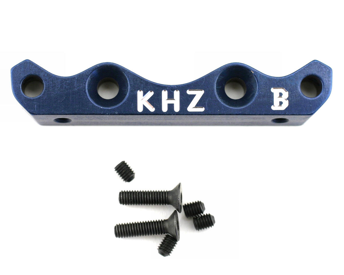 King Headz Kyosho MP777 Front Lower Suspension Holder (B)
