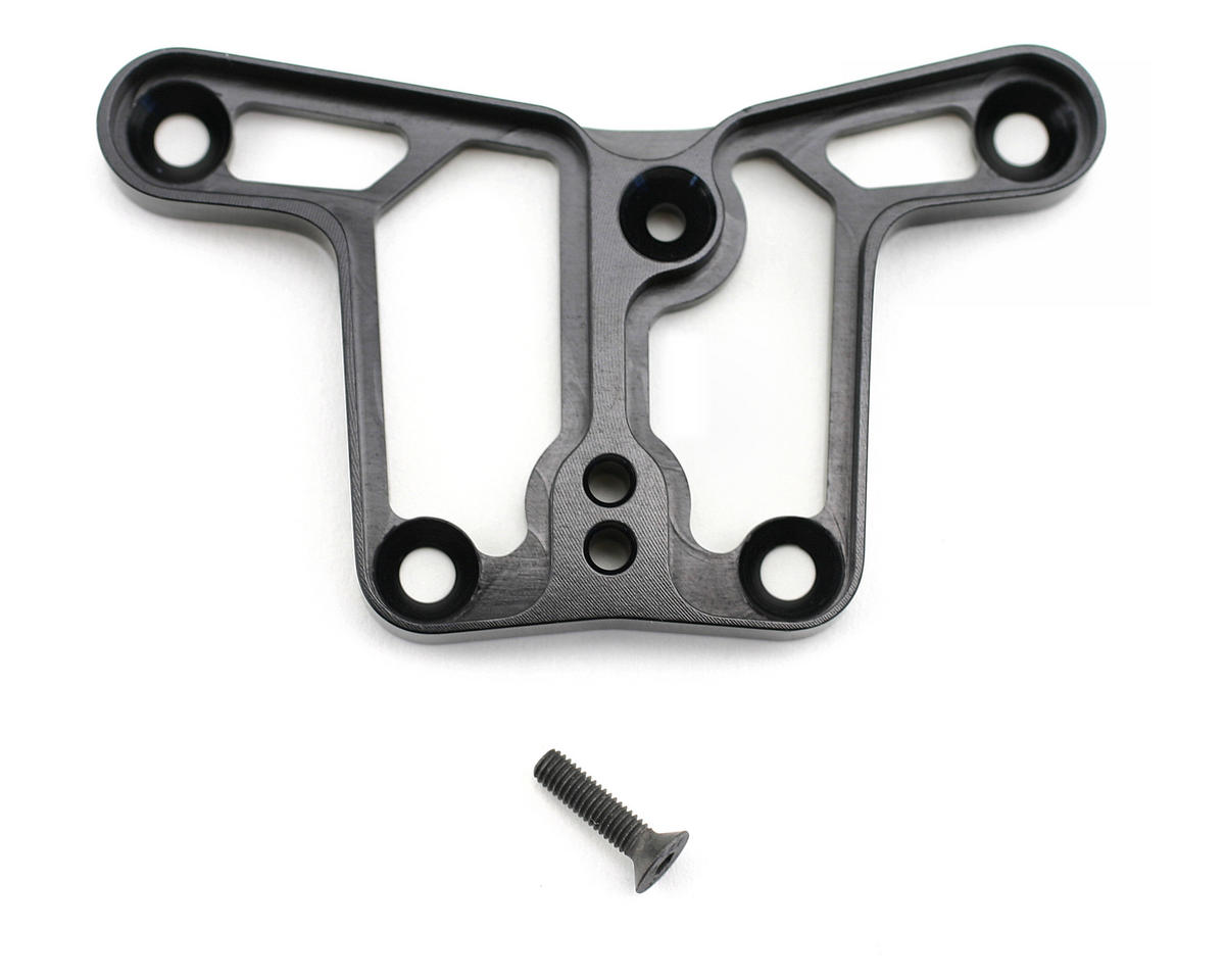 Kyosho MP777 Steering Upper Plate - Black by King Headz