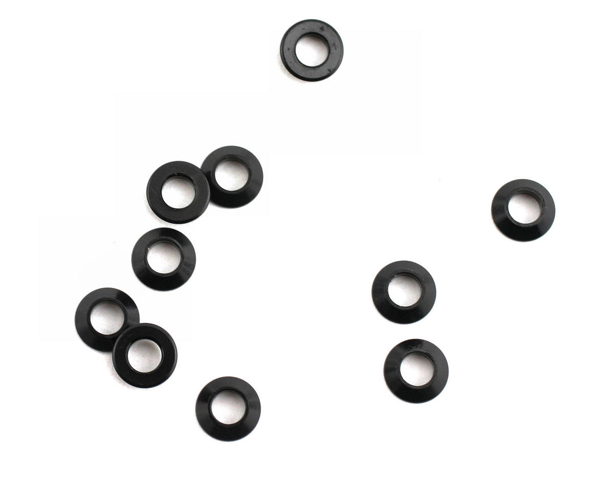 King Headz Kyosho Inferno MP777/ST-R 3x6mm Tapered Washer (10)