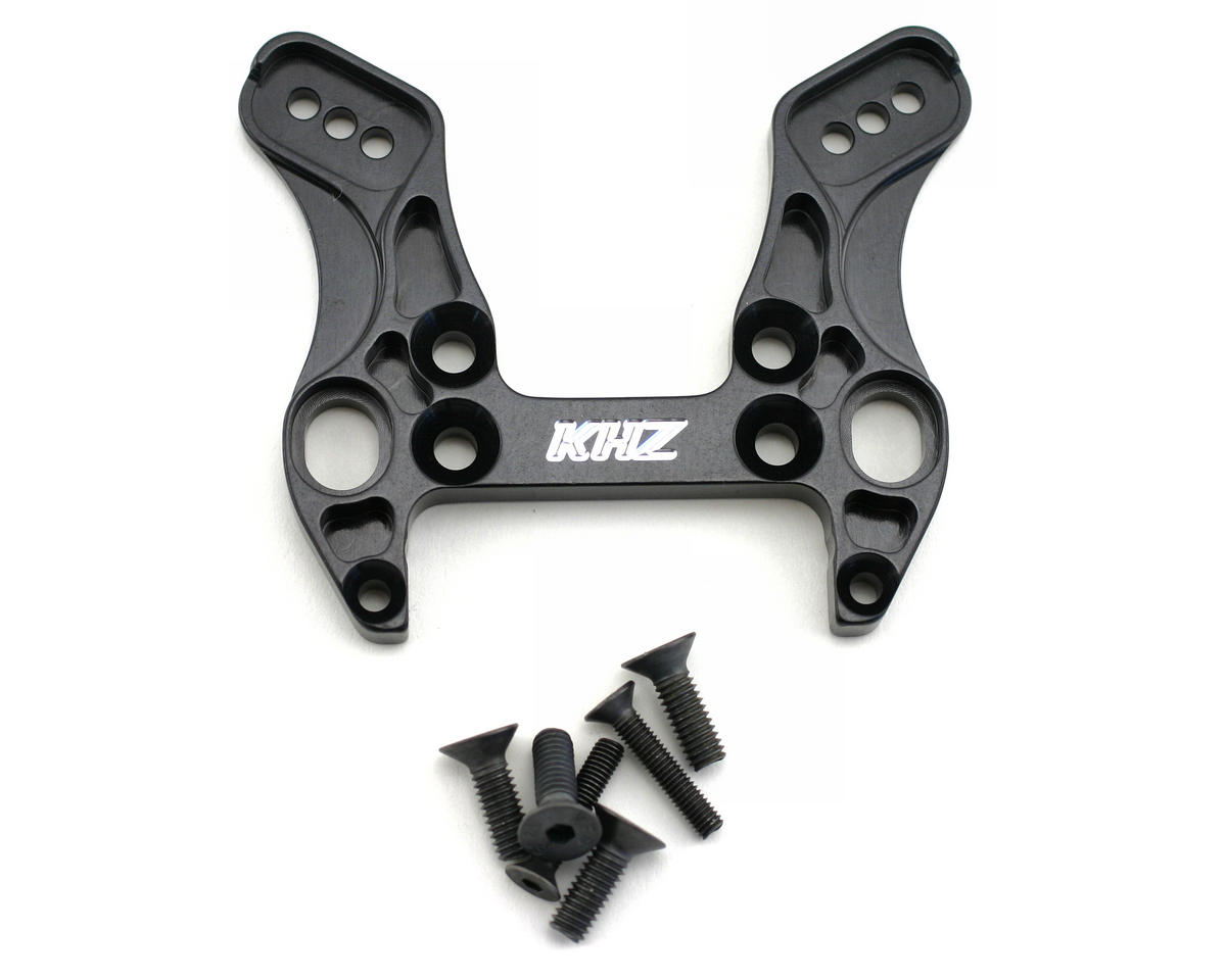King Headz Kyosho MP777 SP2 Front Shock Tower - Black