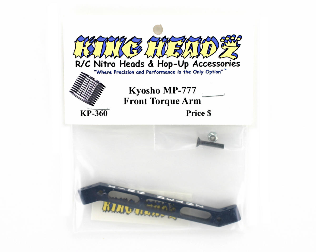 King Headz Kyosho MP777/ST-R Front Torque Arm