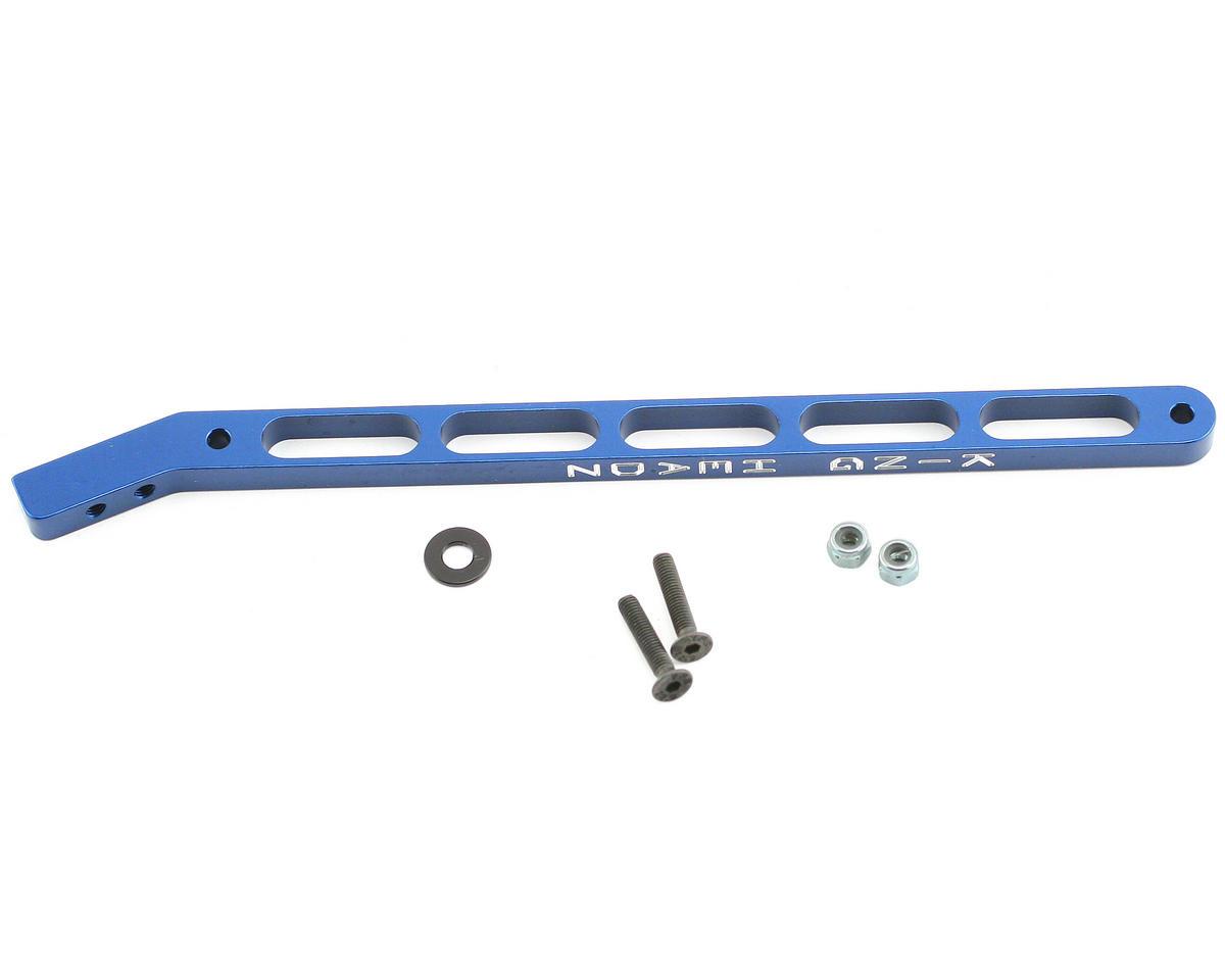 King Headz Kyosho ST-RR Rear Brace (Blue)