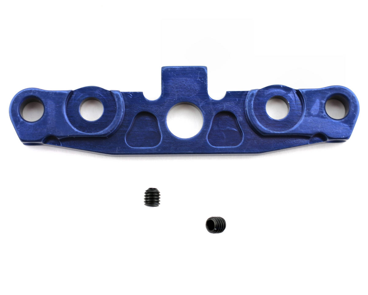 King Headz Kyosho MP777 Front Lower Suspension Plate