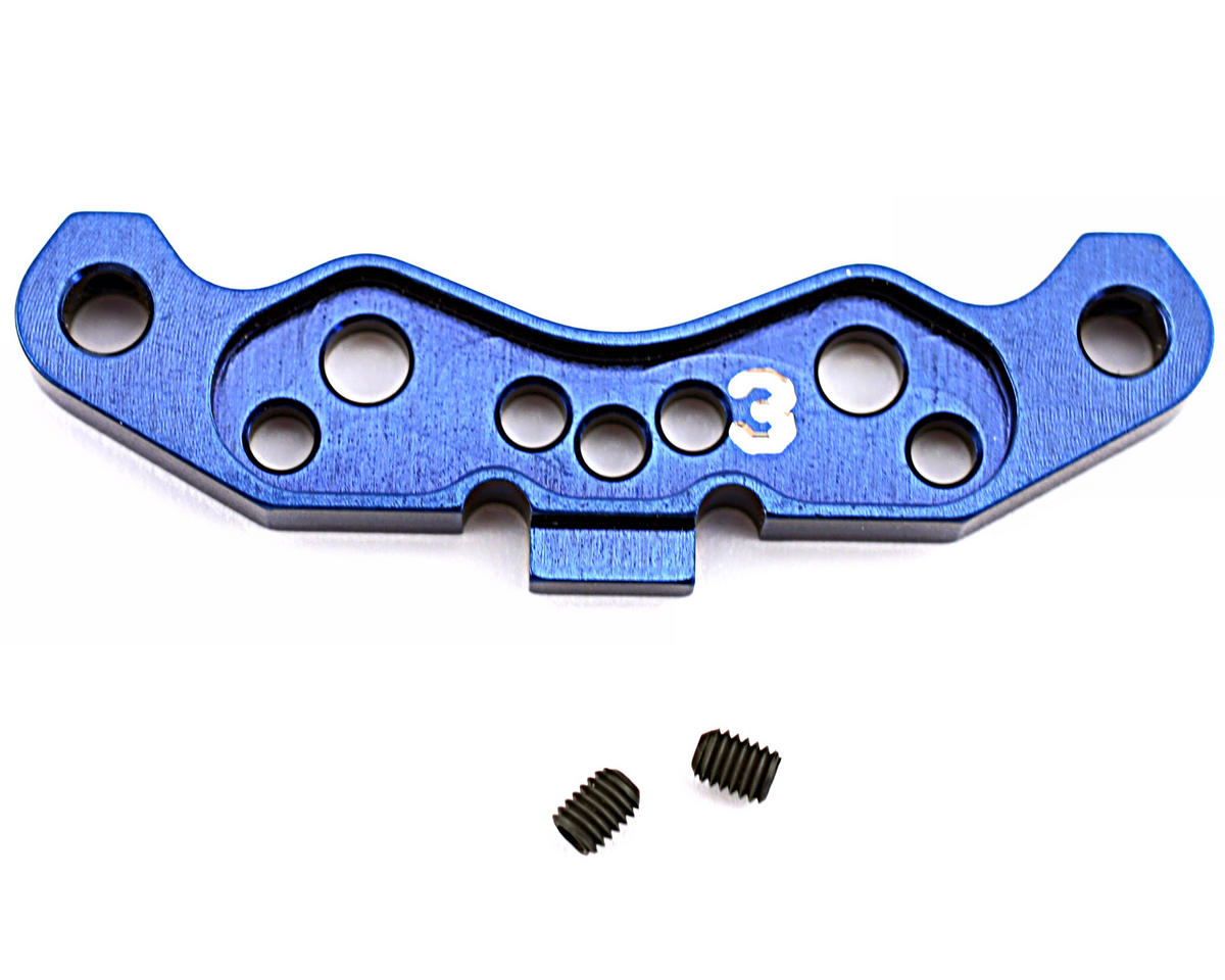 King Headz Kyosho MP777 Rear Arm Mount (3 degree)