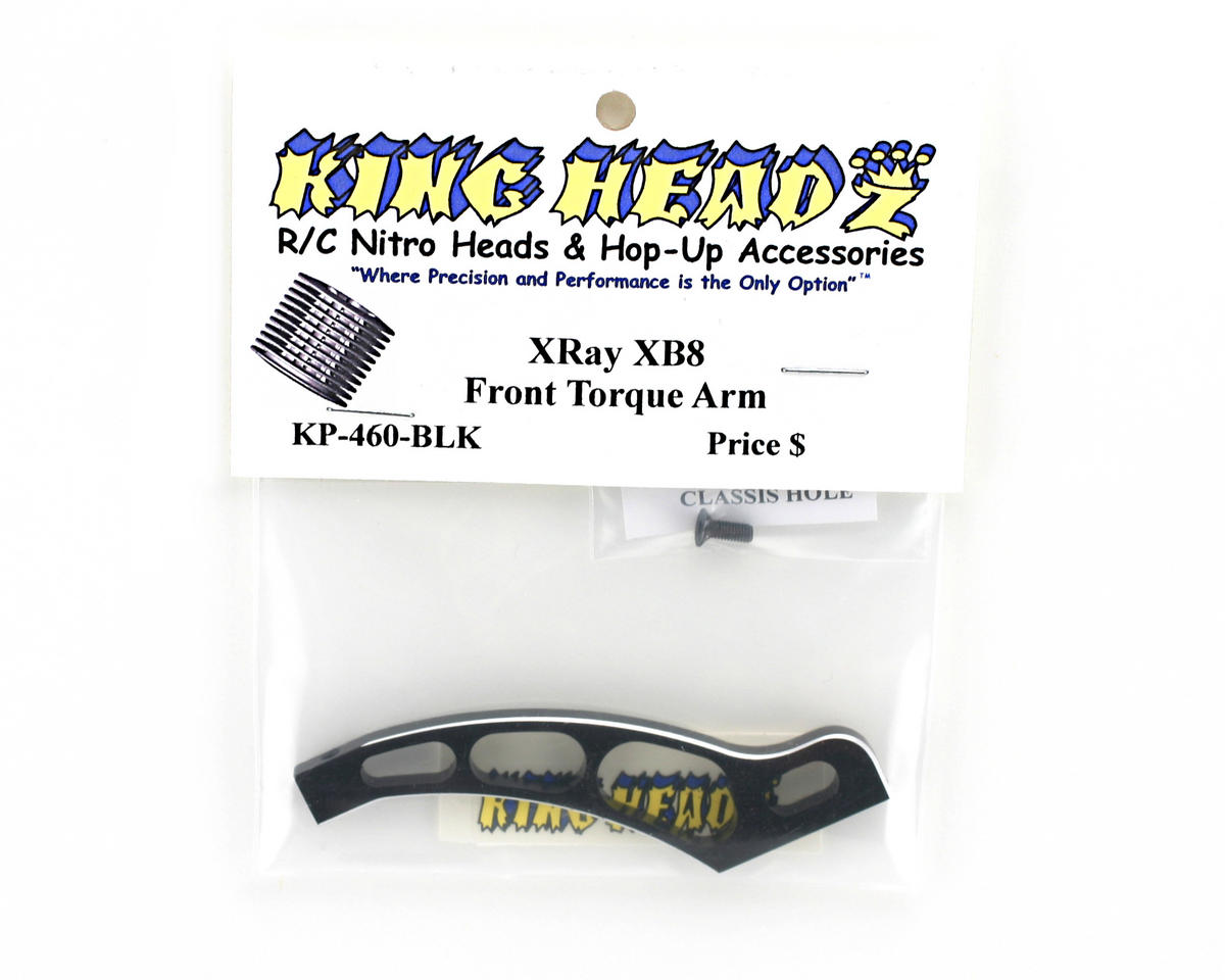 King Headz XRay XB8 Front Torque Arm