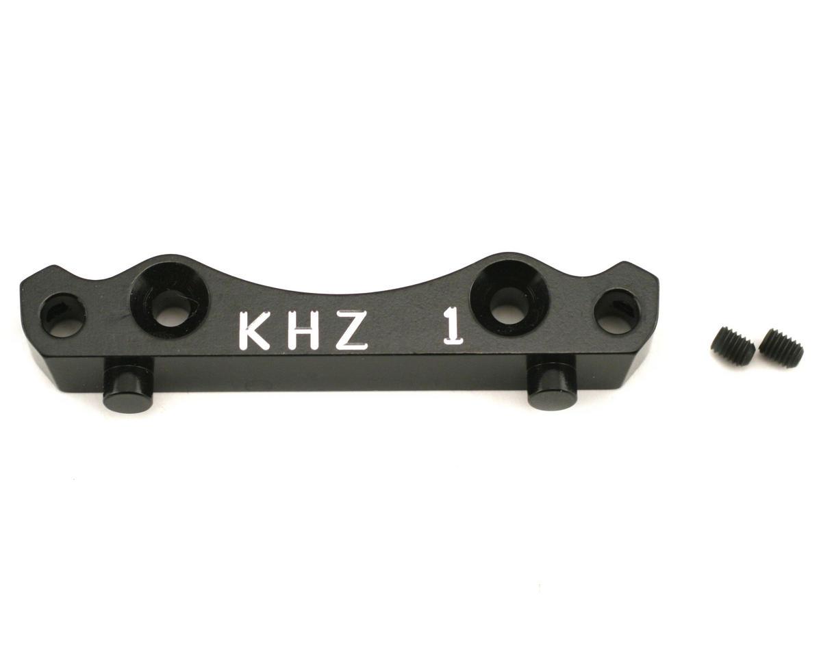 King Headz Mugen MBX5 Front Lower Block  (1°) (Black)
