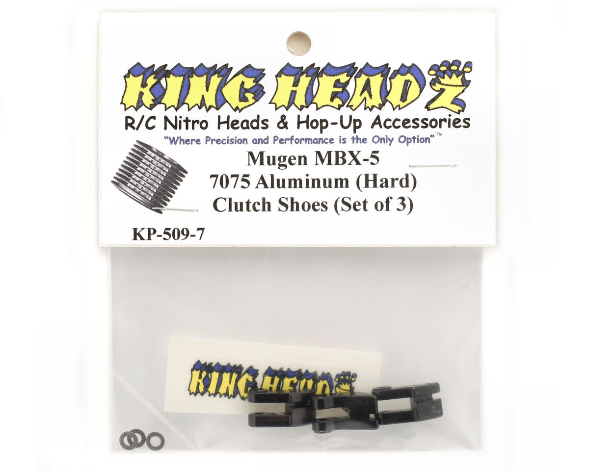 King Headz 7075 Aluminum Clutch Shoes - Mugen (3)