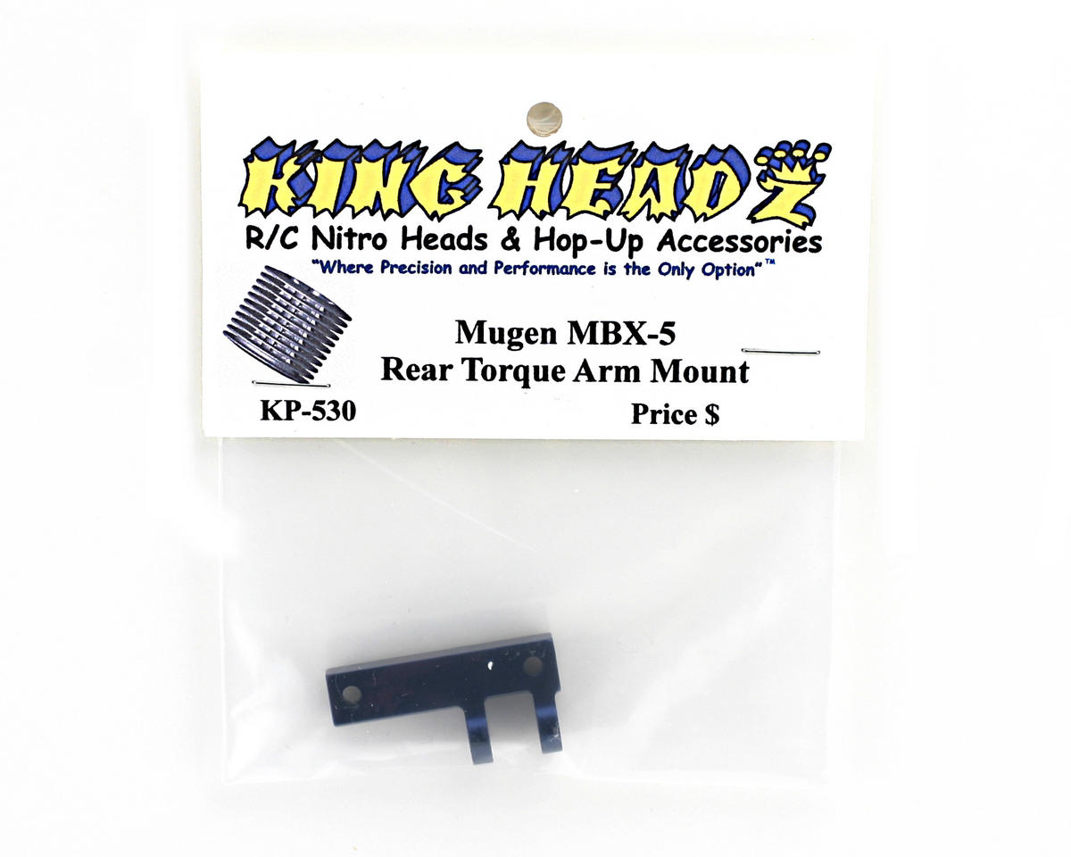 King Headz Mugen MBX5 Rear Torque Arm Mount