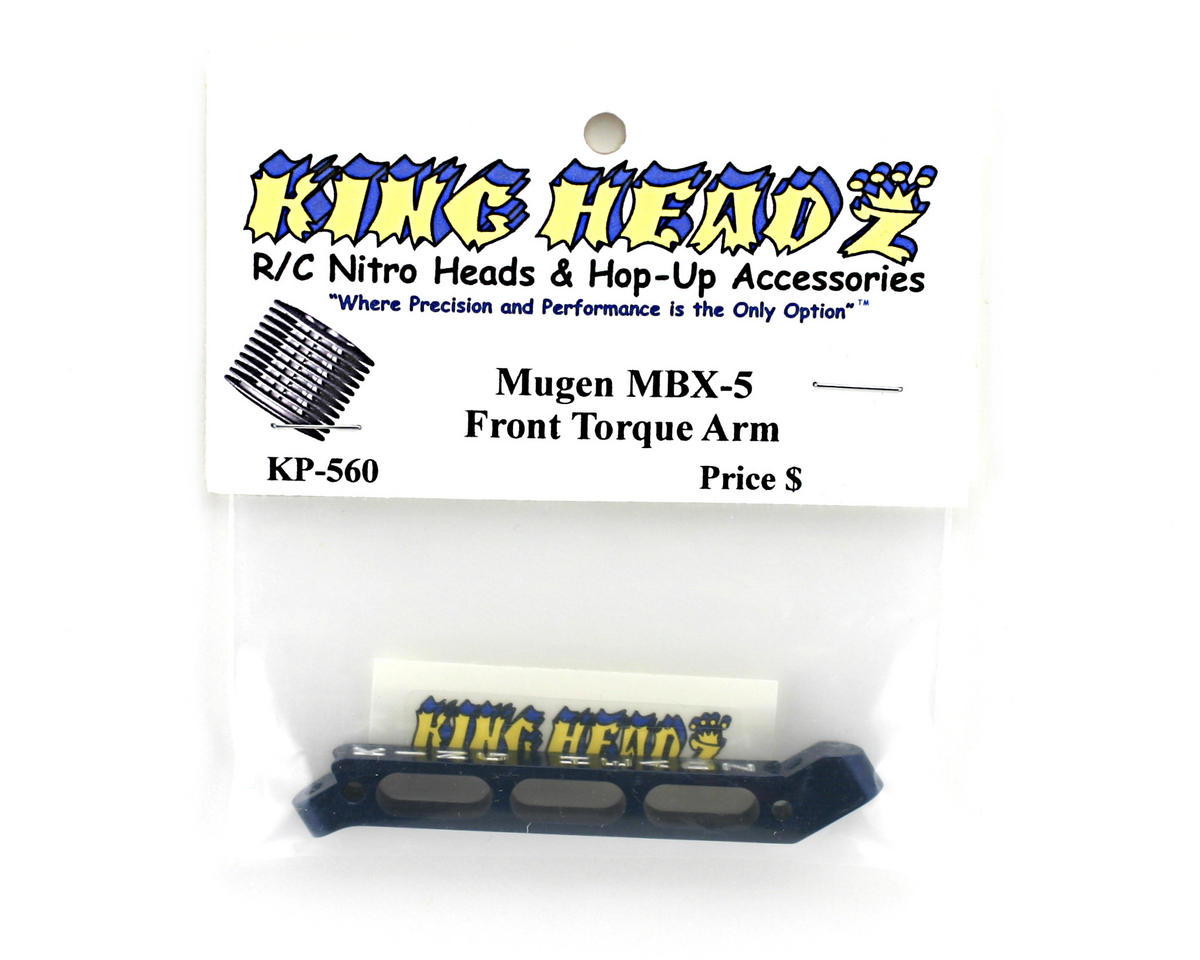 King Headz Mugen MBX5 Front Torque Arm