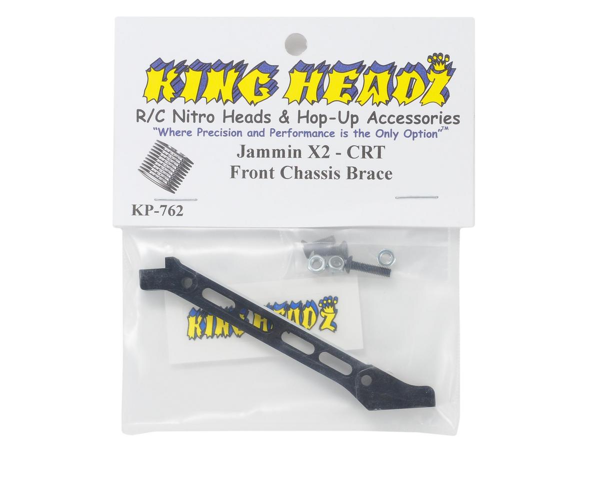King Headz Jammin X2 CRT Front Brace