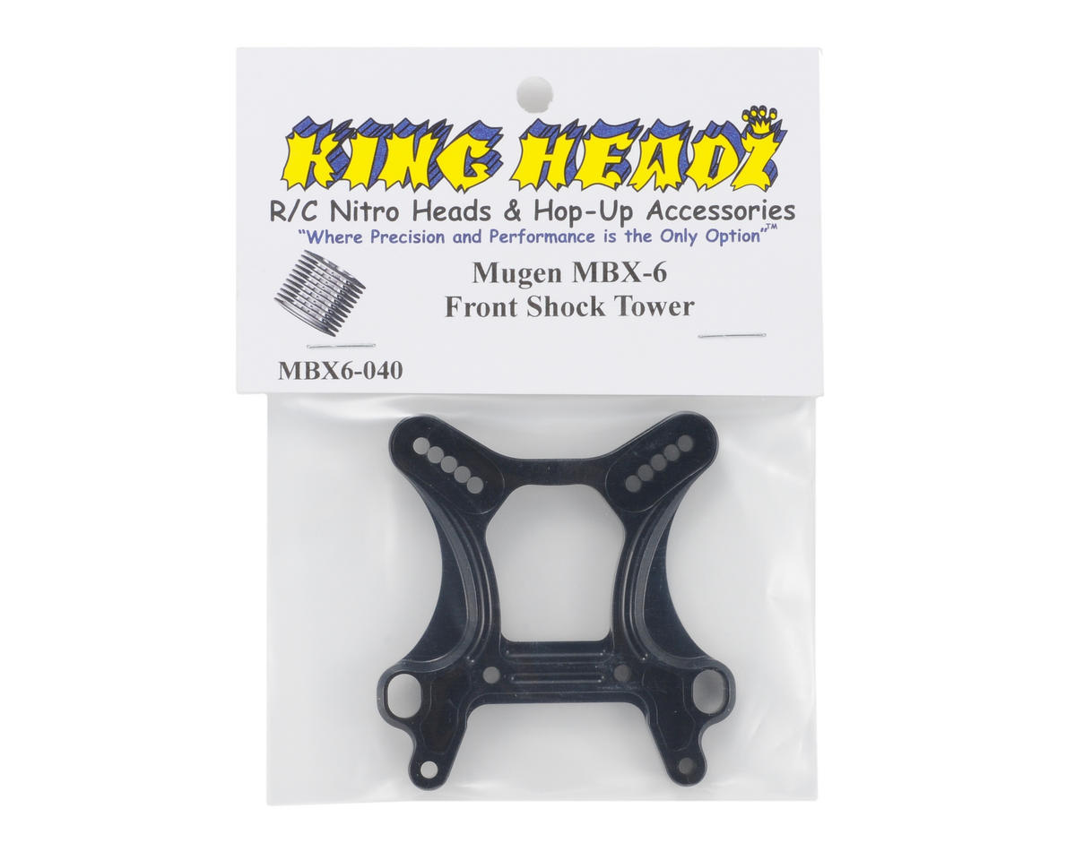 King Headz Mugen MBX6 Front Shock Tower