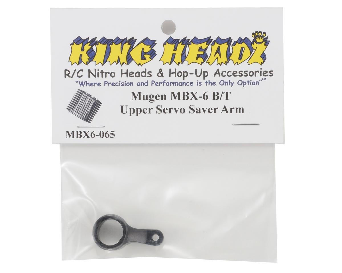 King Headz Mugen MBX6/MBX6T Upper Servo Saver Arm