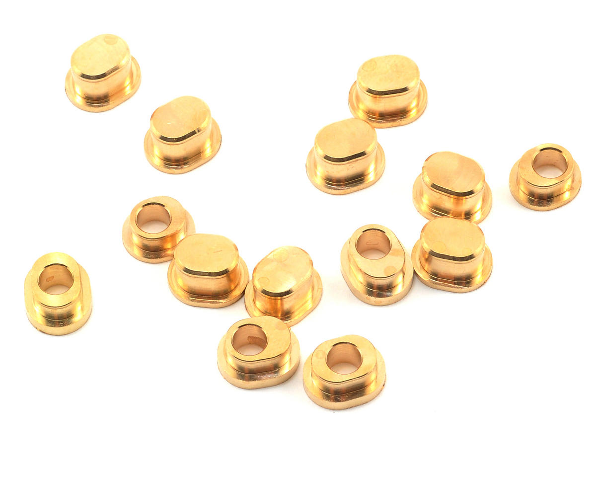 King Headz Mugen MBX6 Brass Bushing Set (Complete)