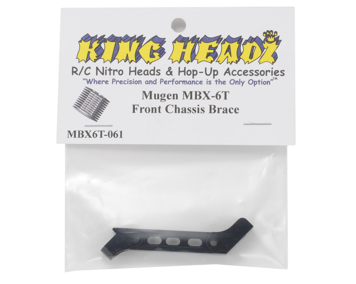 King Headz MBX6T Front Chassis Brace