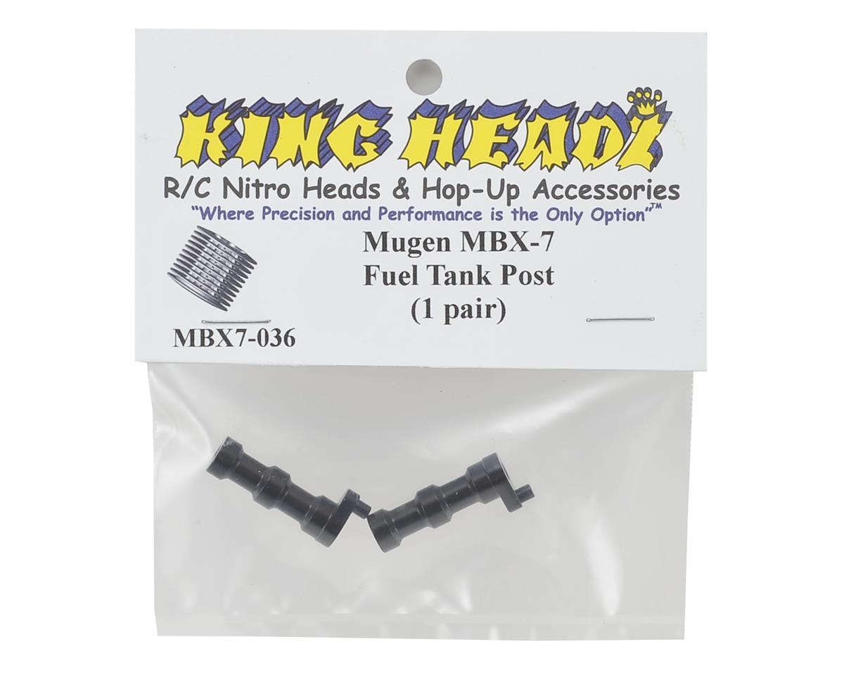 King Headz MBX7 Fuel Tank Post (2)
