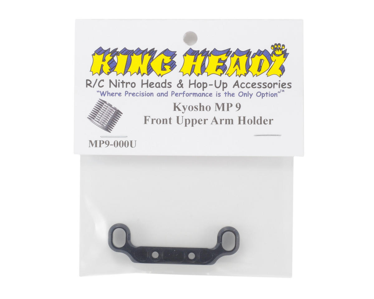 King Headz Kyosho MP9 Front Upper Arm Holder