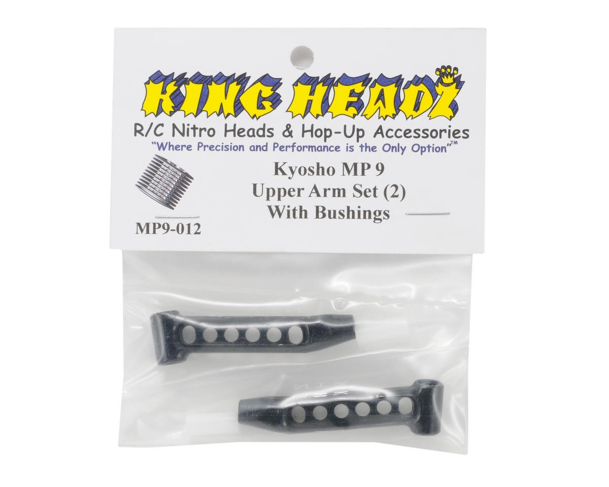 King Headz Kyosho MP9 Front Upper Arms (2)