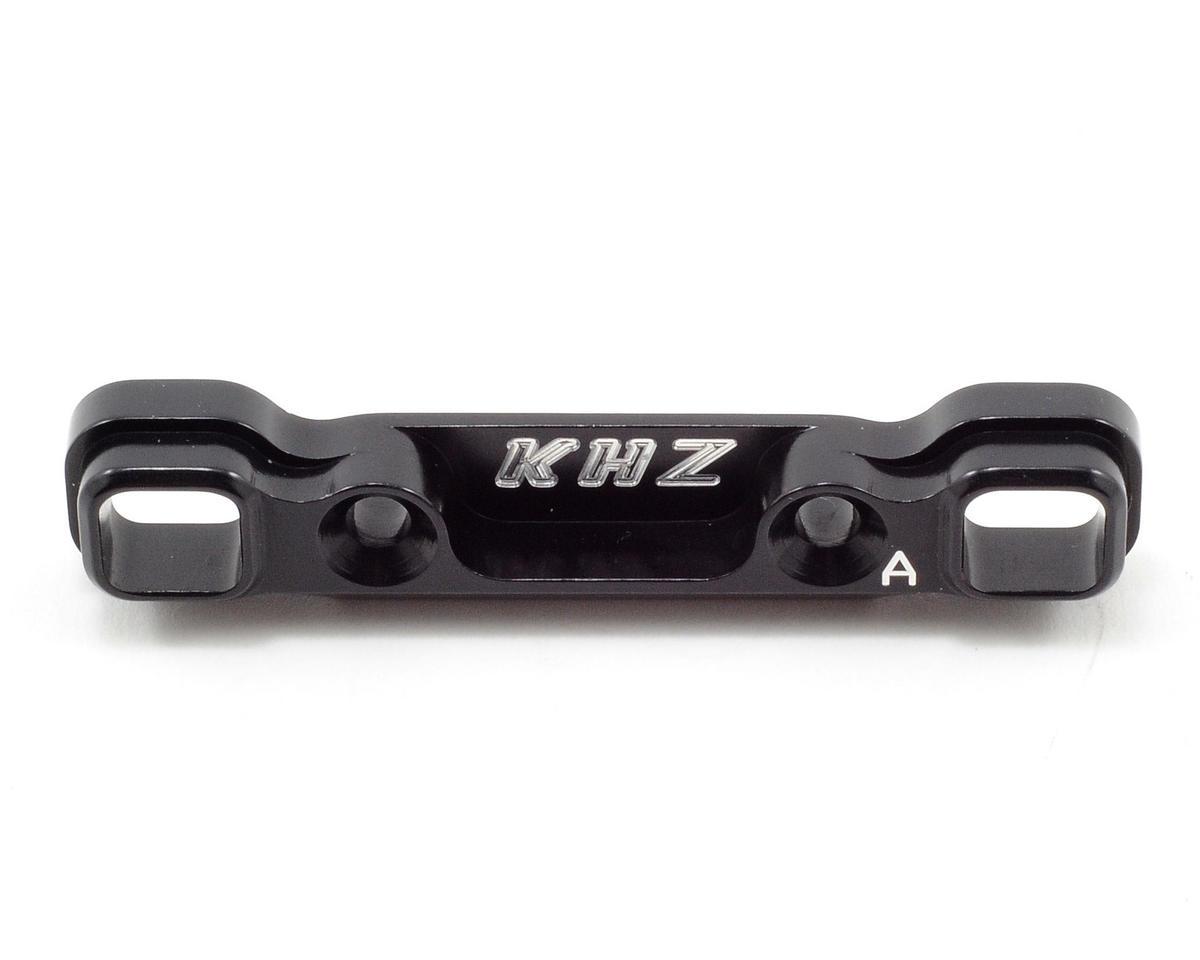 King Headz Kyosho MP9 Rear Toe In Plate (2°, 2.5°, 3°)