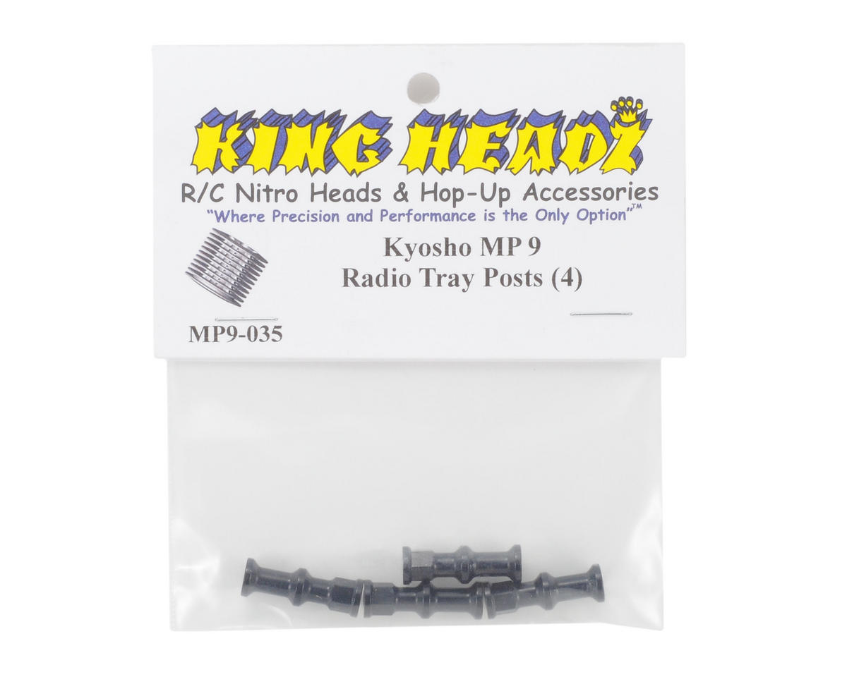 King Headz Kyosho MP9 Radio Post (4)