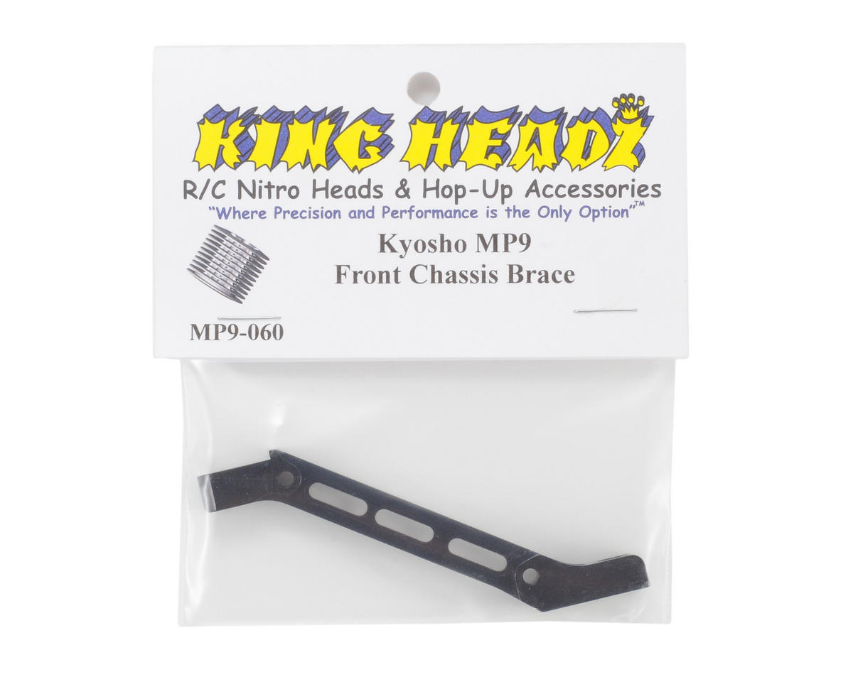 King Headz Kyosho MP9 Front Chassis Brace