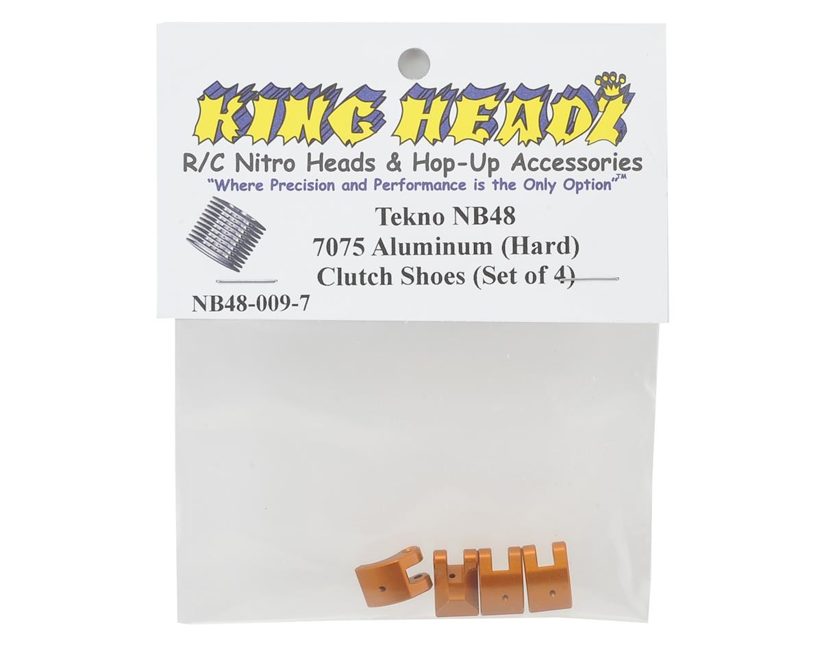 King Headz NB48 7075 Aluminum Clutch Shoes (4)