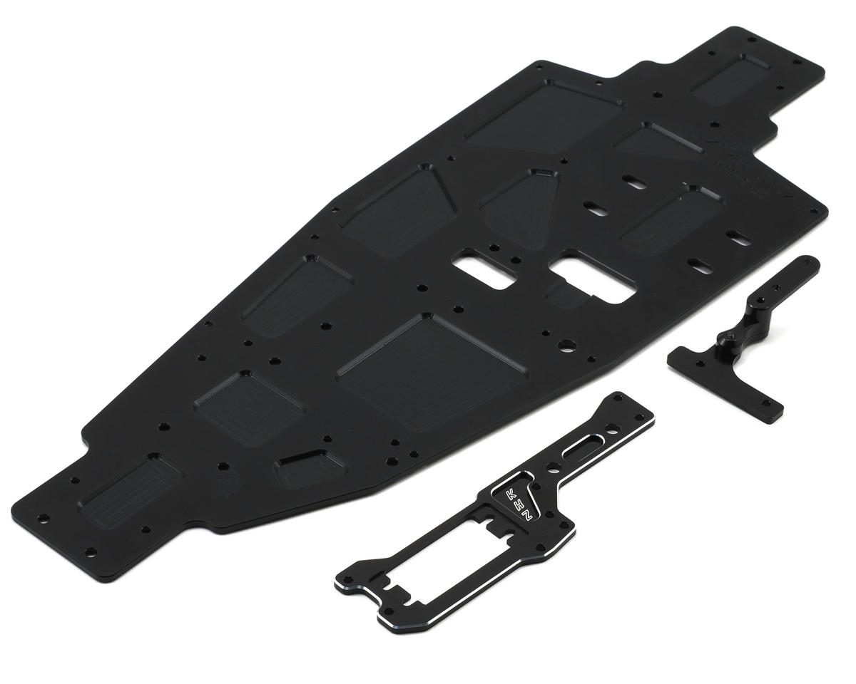 King Headz OFNA Dirt Oval Chassis Package (9mm Offset)